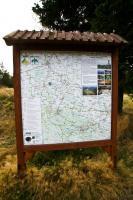 Mapa w Świeradowie