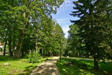 Park Zdrojowy w Świeradowie