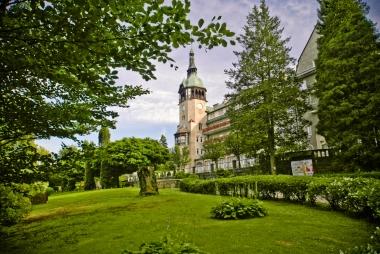 Dom Zdrojowy w Świeradowie