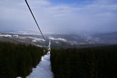 Gondola w Świeradowie