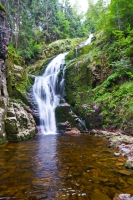 Wodospad trzy kaskadowy