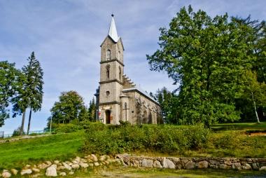 Kościół nad Doliną Szczęścia