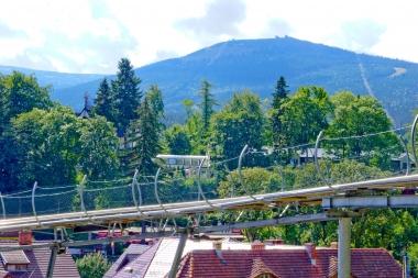 Alpine Coaster w Szklarskiej Porebie