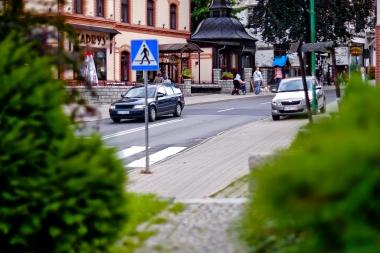 Autem do Szklarskiej