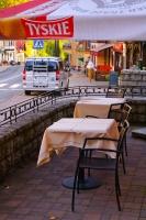 Restauracyjne stoliki