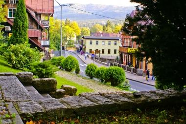 Stare kamiene schody