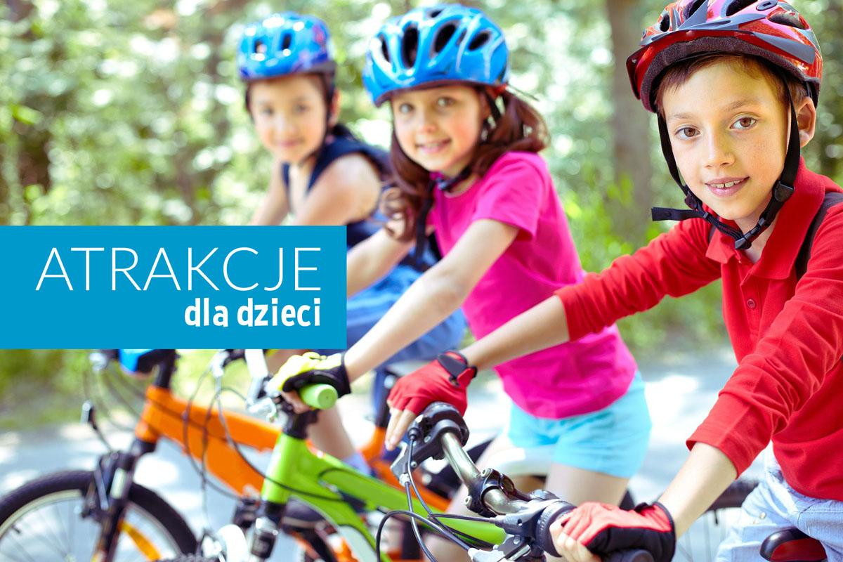 Atrakcje dla dzieci Pustkowo i okolica