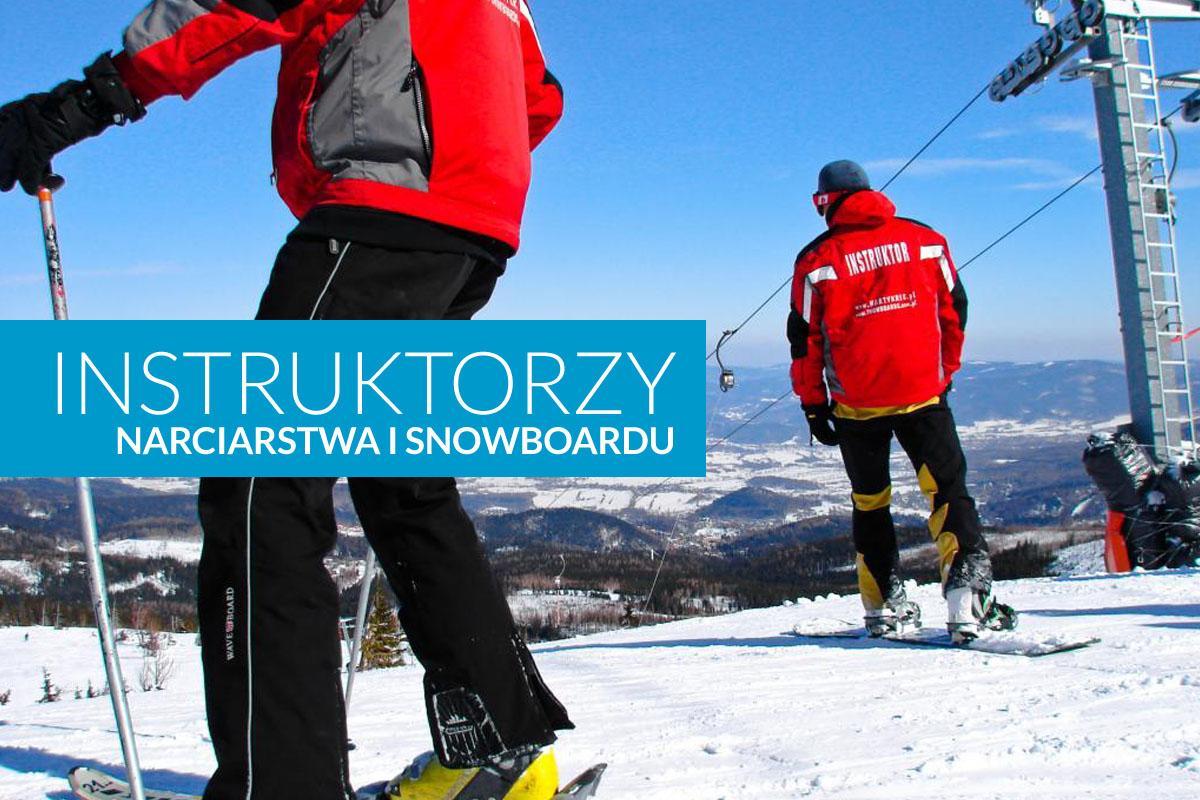 Instruktorzy narciarstwa i snowbowardu Karpacz i okolica