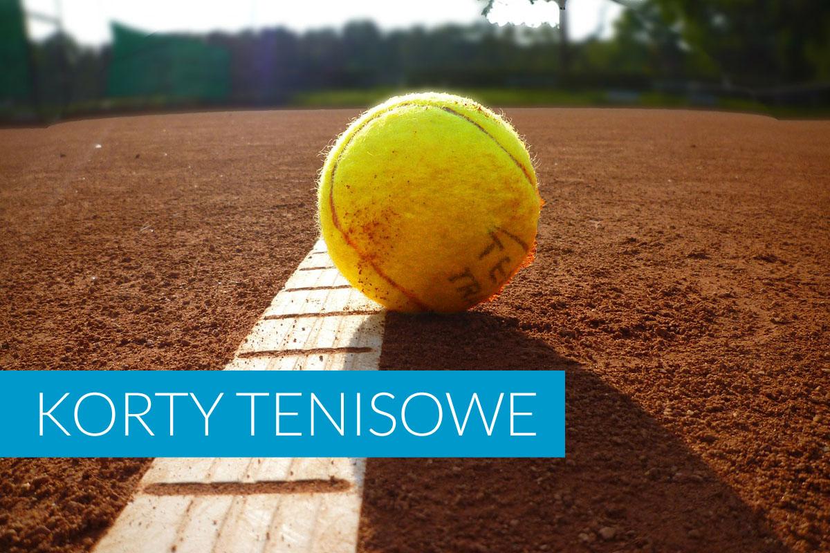 Korty tenisowe w Ustce i okolicy