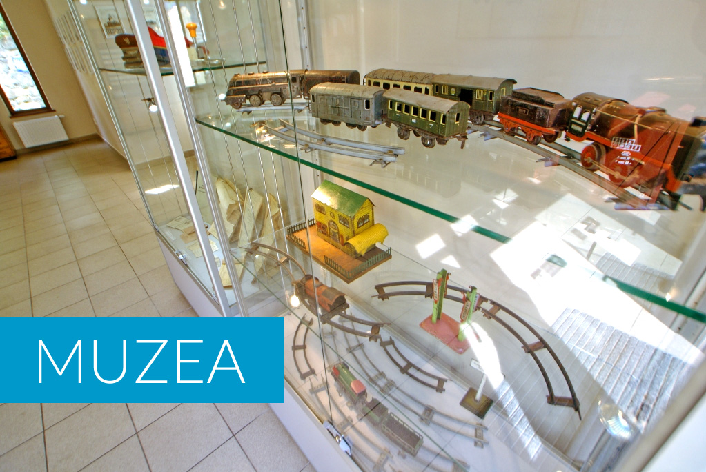 Muzea Małe Ciche i okolica