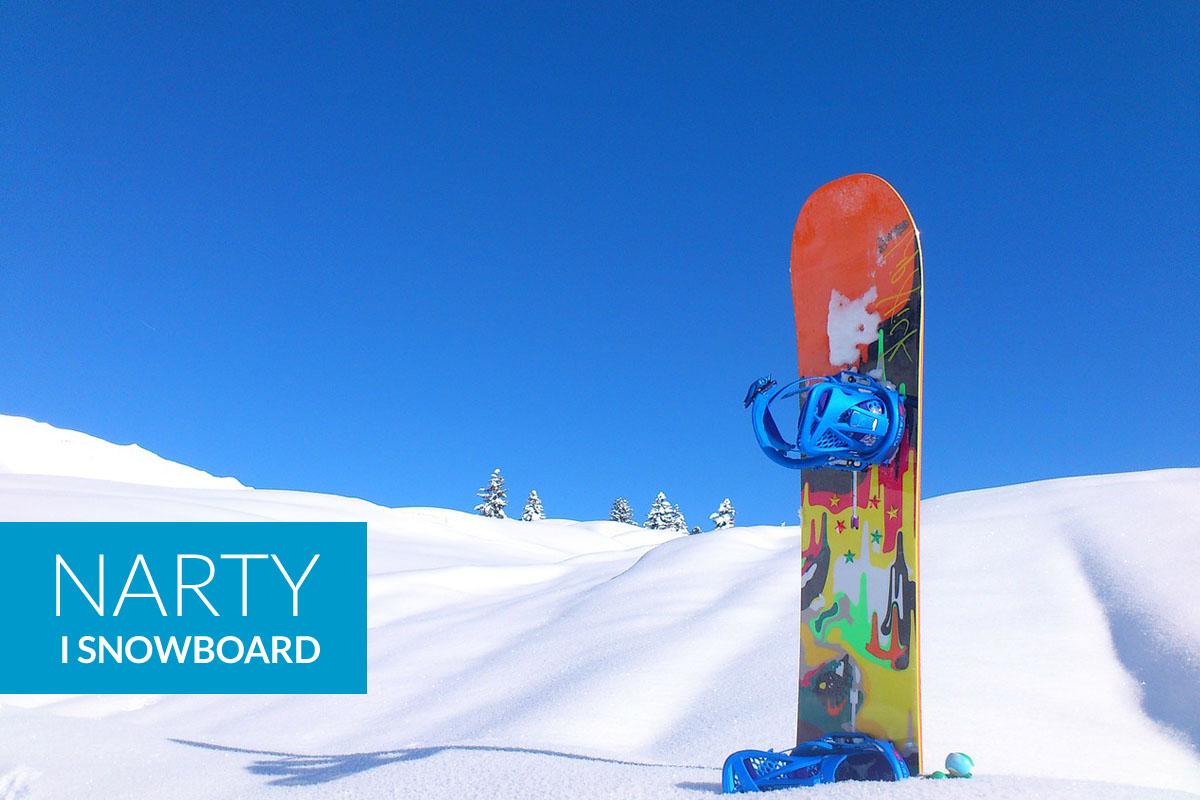Narty i Snowboard Kąty Rybackie i okolica