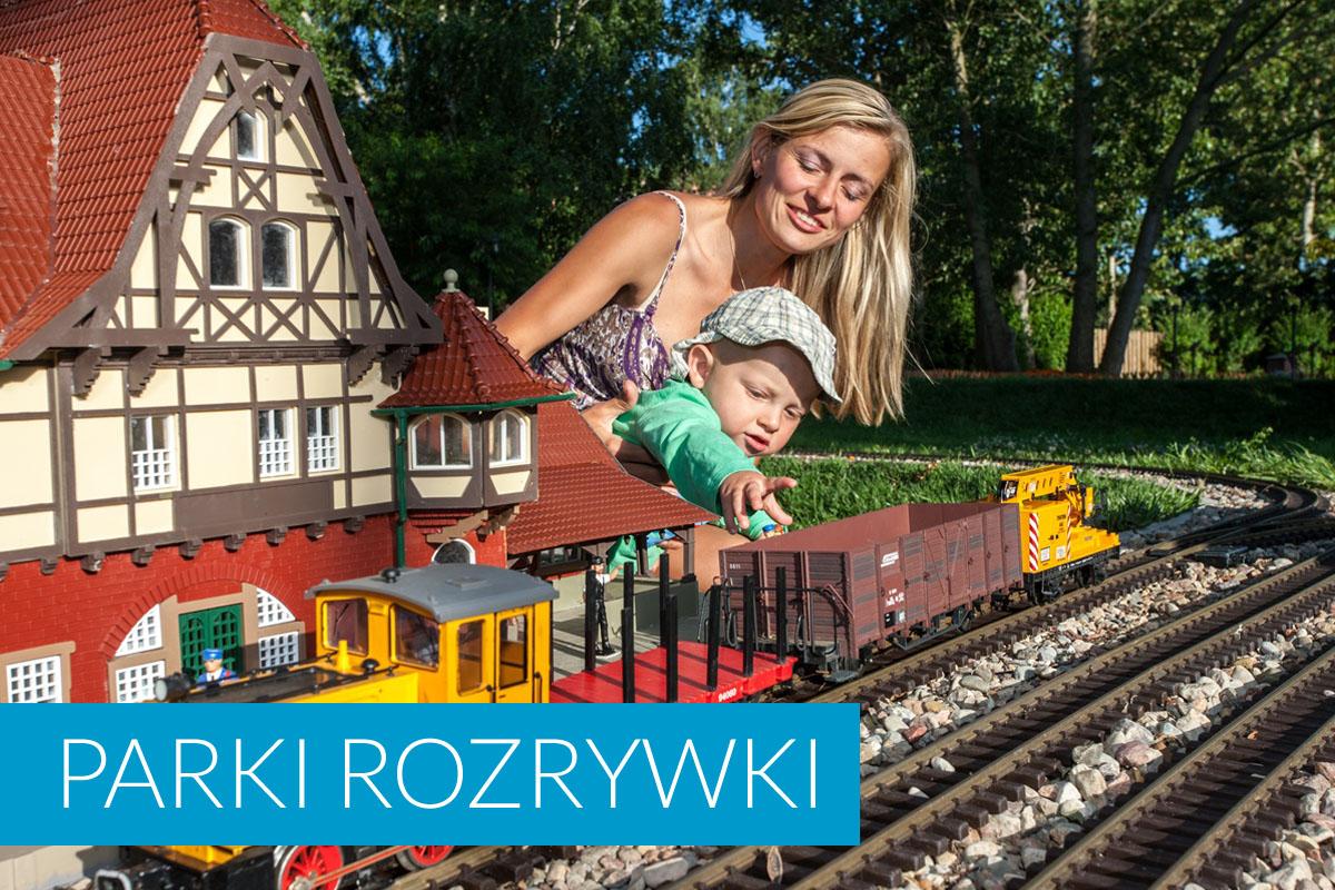 Parki rozrywki Łukęcin i okolica