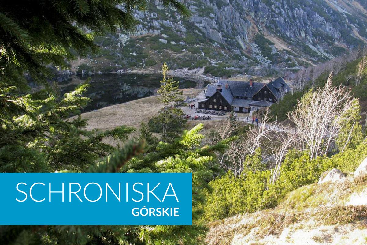 Schroniska górskie w Świeradowie-Zdroju i okolicy