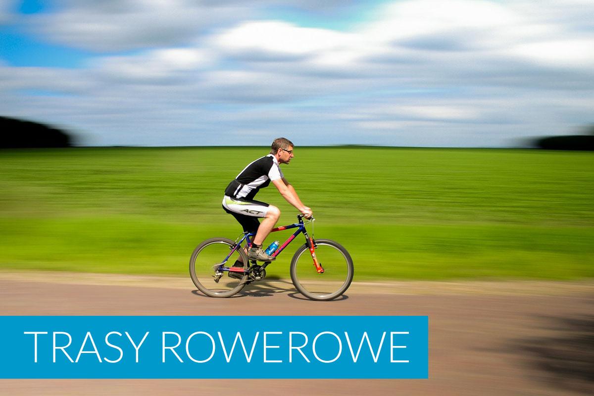 Trasy rowerowe Mielno i okolica