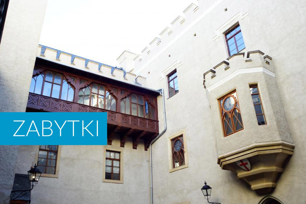 Zabytki Szczawno Zdrój i okolice