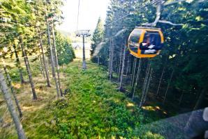Wagonik Ski&Sun w drodze