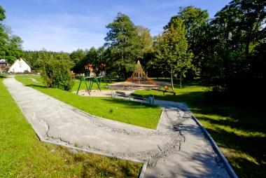Plac zabaw w Świeradowie