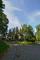 Kościół w centrum