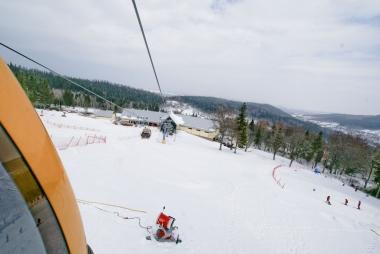 Stacja dolna Ski&Sun