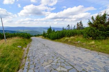 Szlak pieszy turystyczny GSS
