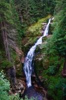 Dwudziestosiedmiometrowy wodospad w KPN