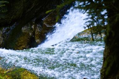 Dokąd zmierza potok Szklarka
