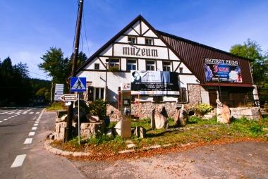 Muzeum przy rzece Kamiennej