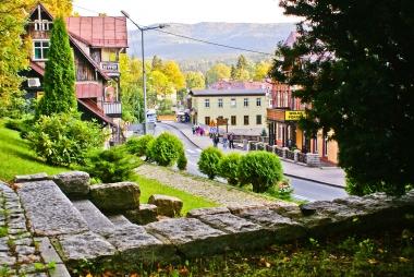 Centrum Szklarskiej Poręby