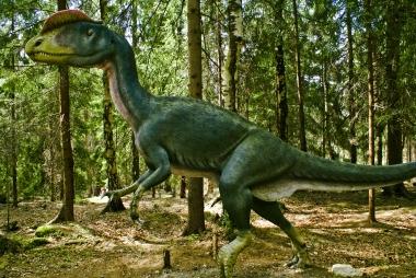 Dinozaur w Szklarskiej Porębie
