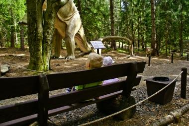 Dinozaur obserwowany
